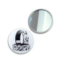 Meilleurs cadeaux de mariage, miroir cosmétique portable, miroir de poche