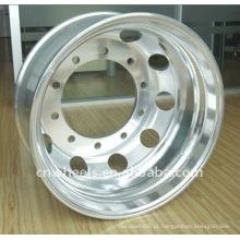 Jante de alumínio durável 22.5X9.00 (peças do caminhão)