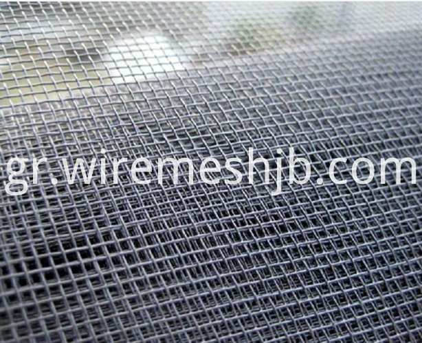 Plastic Window Screen6