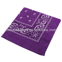 Multifunctional Custom Cheap Cotton Bandanas for Sale