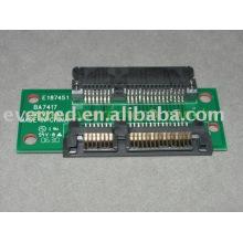 SATA22pin varón a la tarjeta femenina del convertidor (ERS026-002)