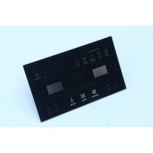 Calefacción eléctrica de vidrio templado para el hogar