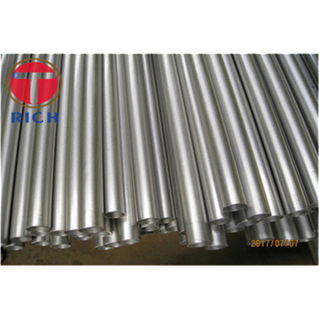 ASME SB163 Nickel Alloy Heat Exchanger Tubes