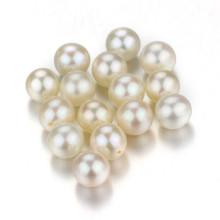 Snh White AA Grade Cheap Real Natural Loose Pearls
