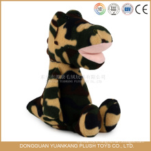 Life size dinosaur puppet soft plush toy
