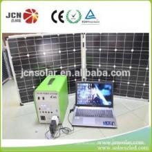 Mini generador de energía solar portátil 220V generador de energía solar para uso doméstico