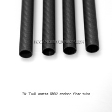 nova chegada 25x23x240mm trem de pouso de fibra de carbono