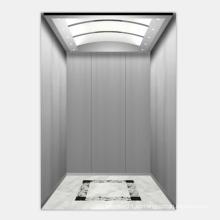 320kg Hairline inoxidable pequeño ascensor para el hogar