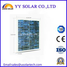 Colorfull Mono/Poly Solar Panel 20W for Sale