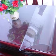 PVC Soft Transparent Sheet for Table