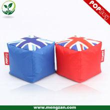 Bolsa de bean de la bandera / impresión digital beanbag / amor fijado