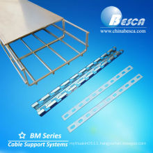Telecom wire basket cable tray/trunking/ladder low price