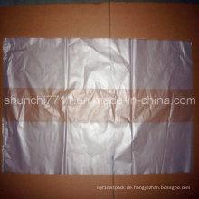 Rohmaterial HDPE Lebensmitteltasche klar