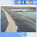 1.55mm HDPE Geomembranes Type and EVA, HDPE, LLDPE, PVC, LDPE Material