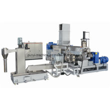 Film Pelletizing Extruder with Forced Feeder