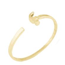Höhen-Qualitäts-Dame Men 22K Stulpe-Armband-Entwurfs-Goldarmband-Armband mit Preis