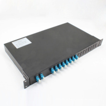 2 * 8 canales de fibra óptica Mux y Demux CWDM