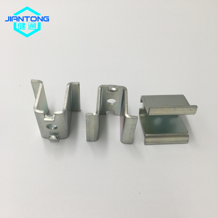 Precision Steel Stamping Sheet Metal Stamping Bracket 5