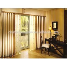 Novo design cortinas modernas pano sala de estar turco cortinas