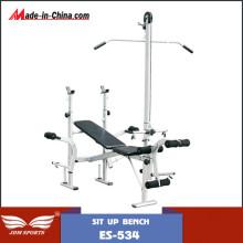 Nouveau banc de musculation pour salle de gym physique à vendre (ES-534)