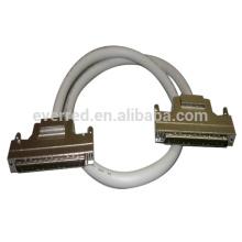 SCSI 100Pin Metal Shell Cable de Montaje