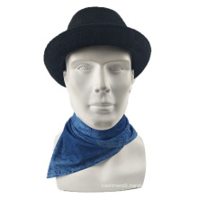 2019 New Design Wholesale silk face mask hat multifunctional tube bandana for motorcycle
