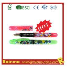 Kunststoff-Füllfederhalter mit Tintenpatrone