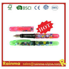 Plastic Fountain Pen with Ink Cartridge