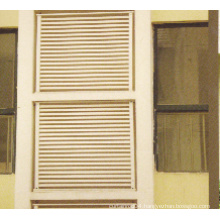 63mm European Plantations Wood Shutters (SGD-S-6049)