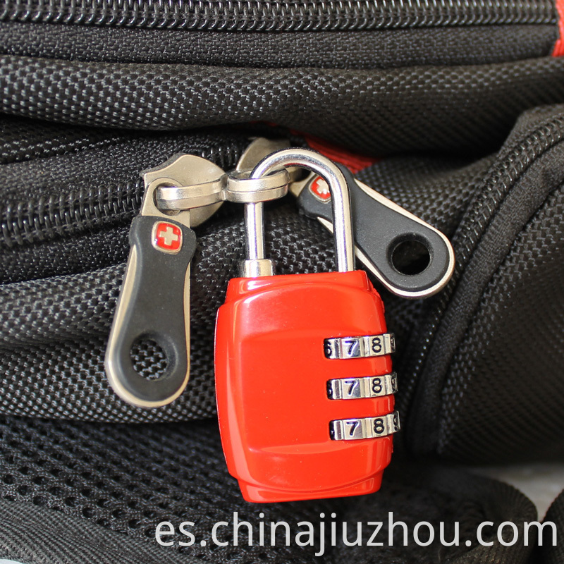 Tsa Check Luggage Padlock