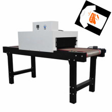 IR-T650 T-Shirt IR Tunnel Oven Textile IR Tunnel Dryer