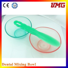 Dental caucho de silicona mezclando Bowl / taza de mezcla / Dental Instrument