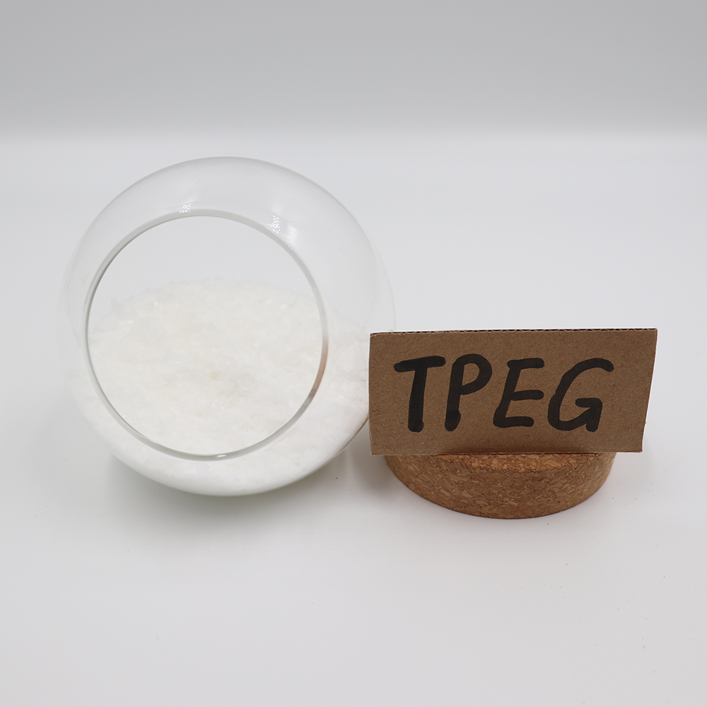 Superplasticizer Tpeg Water Reducer