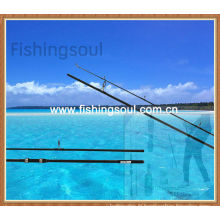 CPR002 Carp Rod, Silm Carbon canne à pêche