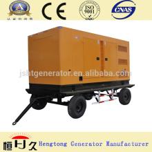 Дэу 150 кВт передвижные генераторы производит