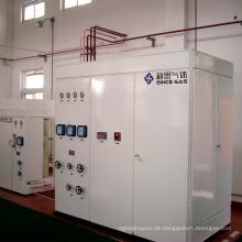 Stabiler PSA-Stickstoff-Generator mit Behälter