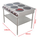 Commercial Electric Cooking Stove