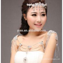 Bracelet de soutien-gorge pour bijoux de mariage
