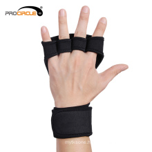 Fitness Training Non-slip Gym Gloves With Wrist Support