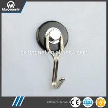 Surtidor de oro de China súper calidad metal oficina oficina imanes placa de identificación