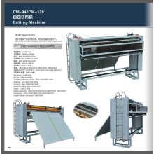 Máquina de corte de tecido de colcha de computador