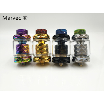 Marvec new arrival resin drip tips RTA vape