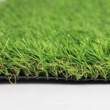 SGS certificó la hierba del césped artificial de la decoración casera con fácil instalación