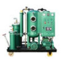 Purificador de óleo eficaz alto do motor do vácuo com separador de água