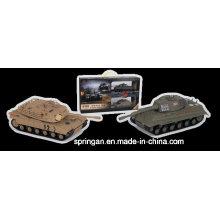 Tank Battle Set militar de brinquedos de plástico