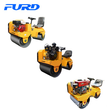 Hydrostatic Drive Vibrating Mini Road Roller Compactor Hydrostatic Drive Vibrating Mini Road Roller Compactor FYL-850