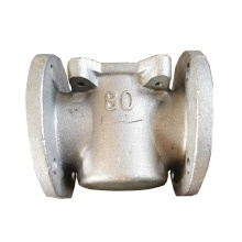 China factory grey casting iron custom metal fasteners ductile steel  iron vs cast iron valve body