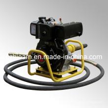 Machine de construction de vibreur à béton portable (HRV38)