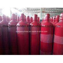 Cylindre d'extinction d'incendie à CO2 de 45kg