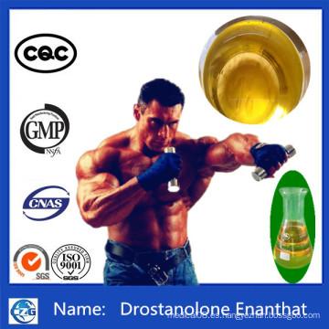 China Bodybuilding pérdida de peso esteroide Drostanolone Enanthate